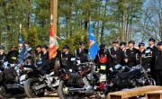 Wspólne obchody Gminnego Dnia Strażaka oraz  rozpoczęcia sezonu motocyklowego