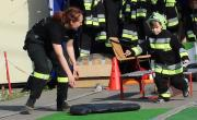 Gminny Dzień Strażaka - zawody dla najmłodszych